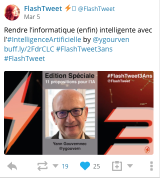 Rendre d'linformatique (enfin) intelligente